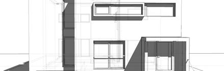 Projekt architektoniczny domu dwurodzinnego