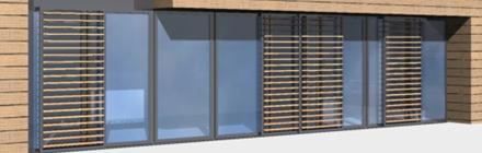 Projekt architektoniczny nowoczesnego budynku jednorodzinnego