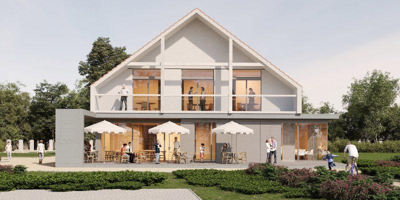 Projekt architektoniczny domu wielorodzinnego