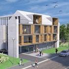 Projekt architektoniczny mieszkania wielorodzinnego