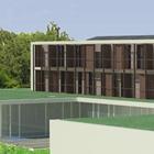 Hotel Spa Projekt architektoniczny